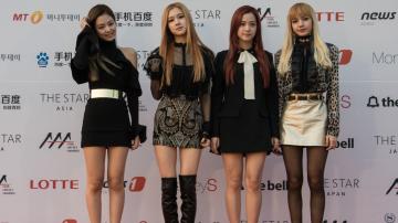 BLACKPINK成拥有最多破3亿点击MV韩国女团