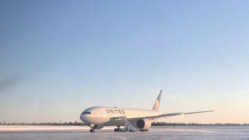零下30度机门冻坏  联航乘客饥寒交迫困跑道16小时