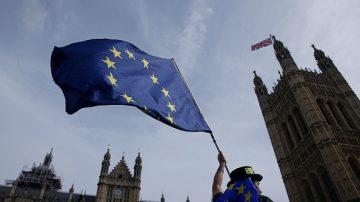 """逾百欧盟议员联署公开信 再吁英国放弃""""脱欧"""""""