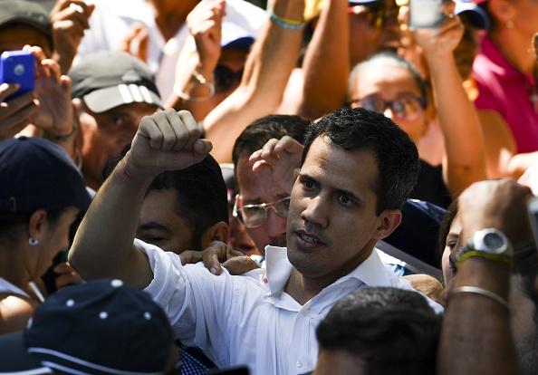 美國將與委內瑞拉攤牌 中國會出現瓜伊多?