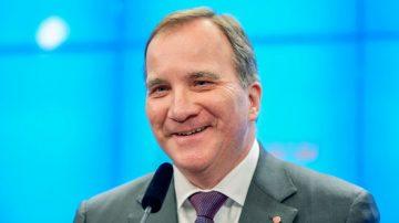 勒文連任瑞典首相 結束四個月政治真空