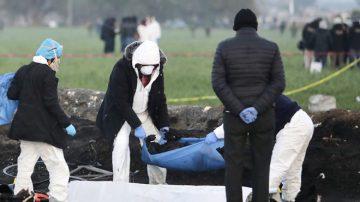非法偷油引发墨西哥油管爆炸 66死77伤