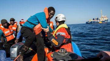 2艘移民小艇地中海沉没 约170人凶多吉少