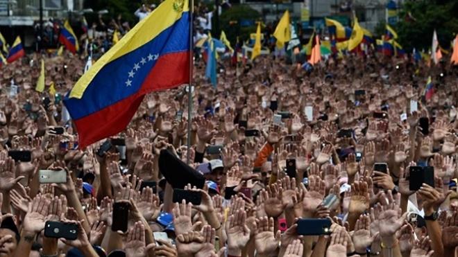 委内瑞拉变天 联合国紧急开会 中国网评井喷