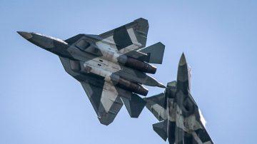 俄2架战机日本海相撞 机师1获救2失踪