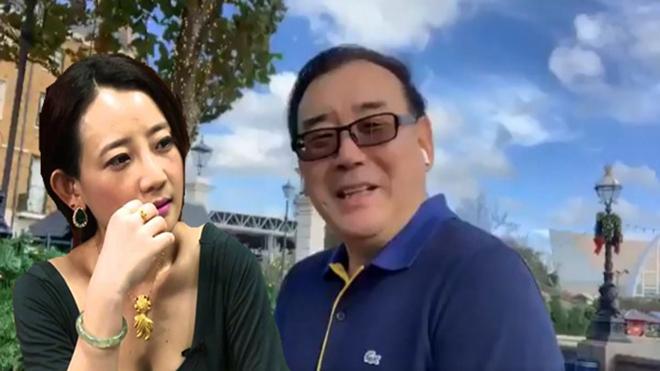 楊恆均回國失蹤 大五毛妻子染香袁小靚獲釋(組圖)