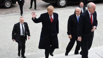民主党拒建墙费 川普退出边境安全会议