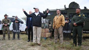 川普发布重要声明 提议放宽达卡计划换取边界墙