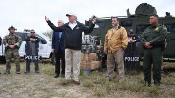 川普发视频重申边境危机 吁民众助两党合作