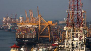 贸易战效应显 中国12月外贸下滑超预期