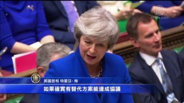 特雷莎·梅:英國將按原定時間脫歐
