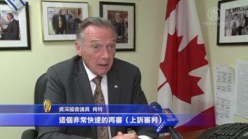 中共囂張威脅 專訪加拿大議員:為何應禁華為