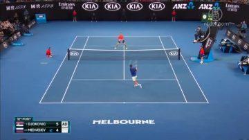 澳網決出8強 費德勒出局 小威淘汰現任球后