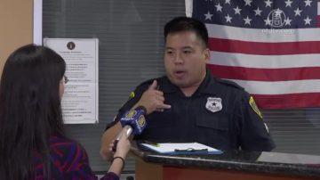 治安問答:警察為什麼不抓捕現場的嫌犯