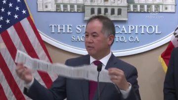 全面電子化 加州新立法提案擬禁紙質收據
