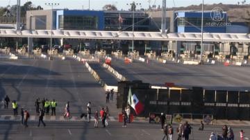 庇护申请移民送回墨西哥 川普呼吁建墙