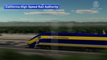 州長紐森將撤銷舊金山洛杉磯高鐵項目