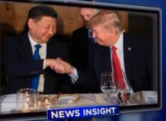 【新聞看點】傳習近平將赴美 貿易戰果真變談判戰了
