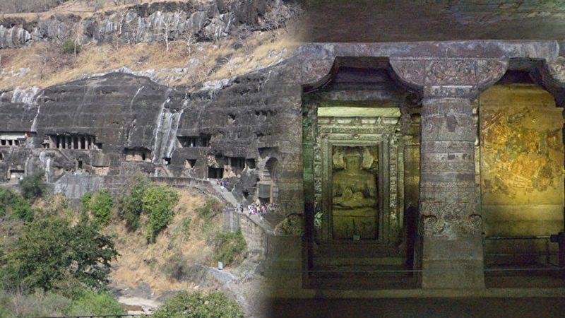 他狩獵老虎 意外發現神祕石窟 竟是佛教壯觀古蹟