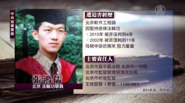 中共迫害實錄:張鴻儒