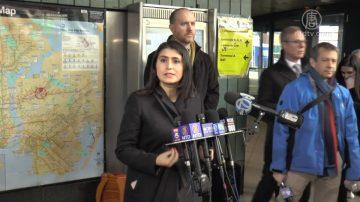 征收曼哈顿交通拥堵费修缮MTA 争议中持续推进