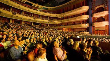 神韻明州聖保羅市首演爆滿 主流菁英讚譽