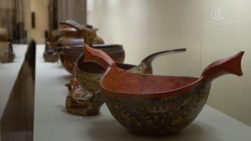 傳統服飾 巧匠工藝 再現俄歷史博物館