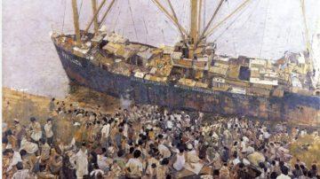 歷史上的今天,2月7日:「天運號」越南船民投奔香港