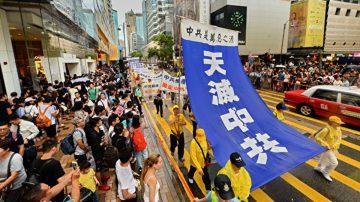 台外交官:共產黨是癌細胞  影響中國健康發展