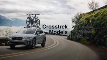 生活百分百:2019年 全新Subaru Crosstrek