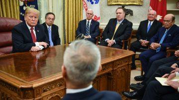 【今日點擊】川普將會晤習近平 對談判感樂觀