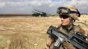 川普上任2年 迎殲滅ISIS最後一戰