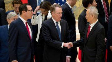 美中新一輪談判 兩大進展 兩大分歧