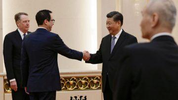 港媒:川普稍鬆中共頸上繩套 北京不敢拖延另有原因