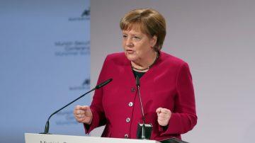 德國高調撐美退中導條約 默克爾:中國必須參與核裁軍