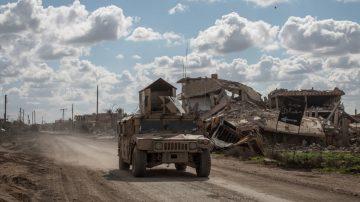 """对ISIS""""最后一战"""" 美军随后慢撤叙利亚"""