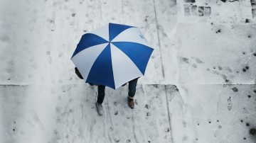 纽约市周三迎来雨雪 可能影响傍晚通勤
