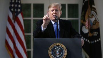 全美紧急状态 民主党威胁提告 专家:川普会赢