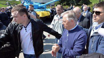 【禁聞】烏克蘭禁止共產黨領袖參與總統大選