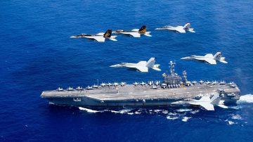 澳前高官:應聯手美軍保護台灣 免遭中共襲擊