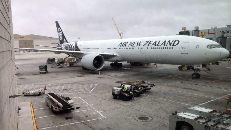 新航班機被拒降落上海 媒體:台灣是原因