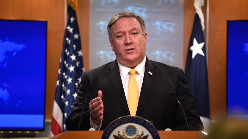美国退出中导条约 宣布不再单方面受限