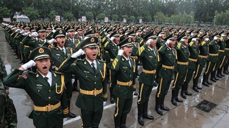中共發布軍事新條例 聚焦備戰打仗
