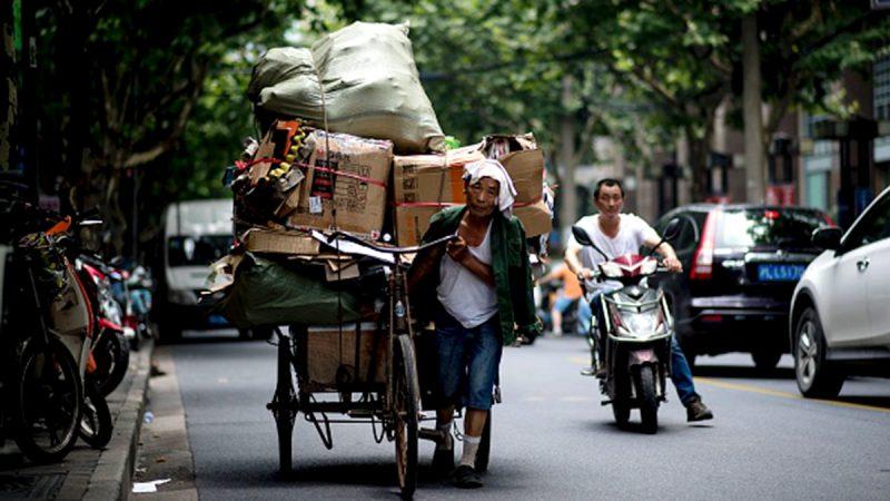 中国经济有多糟?专家:官方GDP数据是垃圾