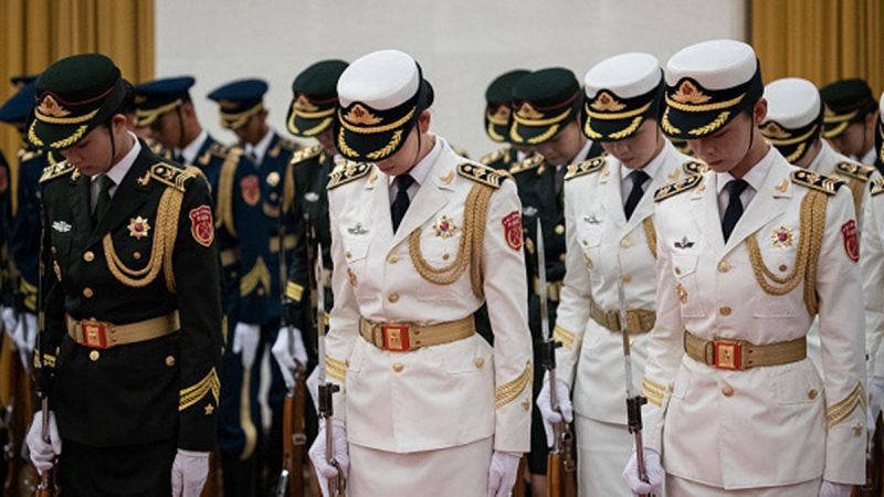 房峰辉案牵出300多人 传武警副司令被抄家