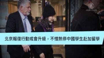 【微视频】加调查留学生 党媒道德绑架