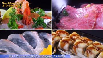 【廣告】韓國城唯一正統日餐專門店 New Shogun Sushi