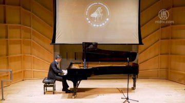 【廣告】新唐人第五屆國際鋼琴大賽