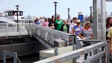 紐約市康尼島居民期盼 2021年渡輪開通