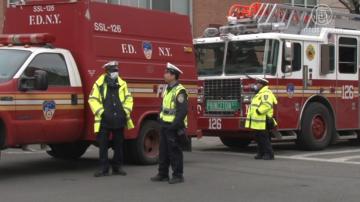 哈德遜園區將開放 紐約消防局憂安全隱患